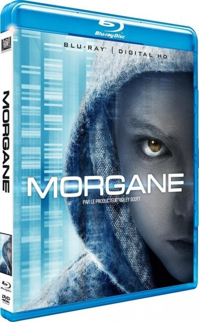 [Test – Blu-Ray] Morgane – Luke Scott