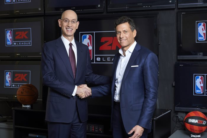 [News – Jeux vidéo] Take-Two et NBA annoncent la NBA 2K eLeague