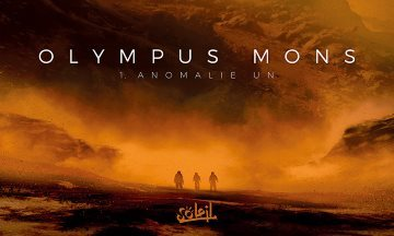 image article olympus mons tome 1