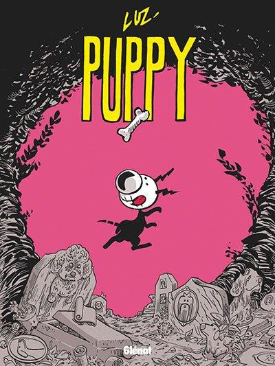 image couverture puppy luz éditions glénat