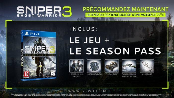 image season pass sniper ghost warrior 3
