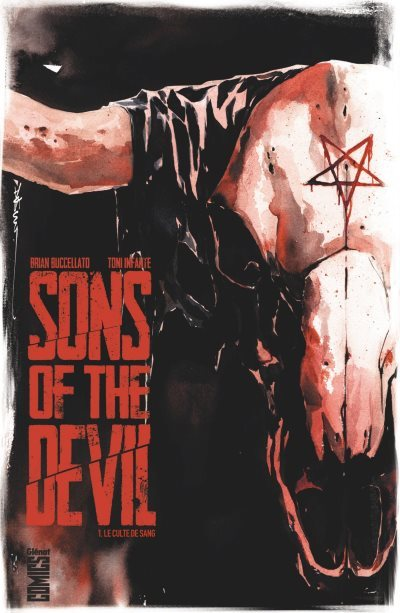 [Critique] Sons Of The Devil T1 – Brian Buccellato, Toni Infante