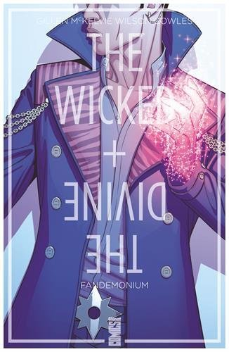 image couverture the wicked and the divine tome 2 éditions glénat