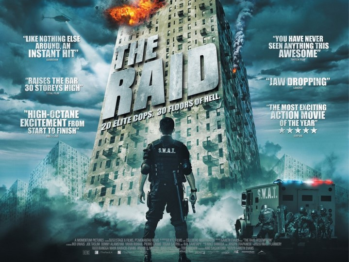 image gareth evans film the raid