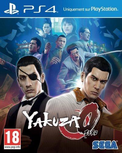 [Test – Playstation 4] Yakuza Zero : un préquel qui atteint un niveau d'excellence