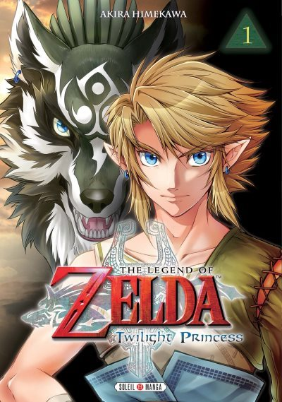 [Critique] The Legend Of Zelda : Twilight Princess T1 – Akira Himekawa