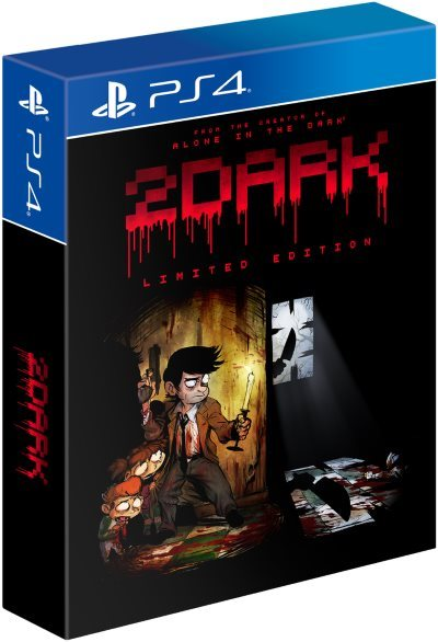 [Test – Playstation 4] 2Dark : quand le survival horror se fait néo-rétro