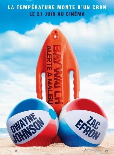[News – Cinéma] Bande-annonce de «Baywatch: Alerte à Malibu» de Seth Gordon,  sortie le 21 Juin.