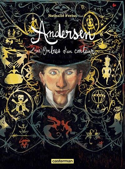 [Critique] Andersen, les ombres d'un conteur — Nathalie Ferlut