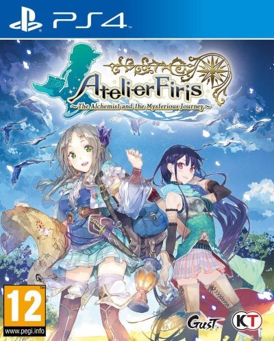 [Test – Playstation 4] Atelier Firis : une belle ode au voyage