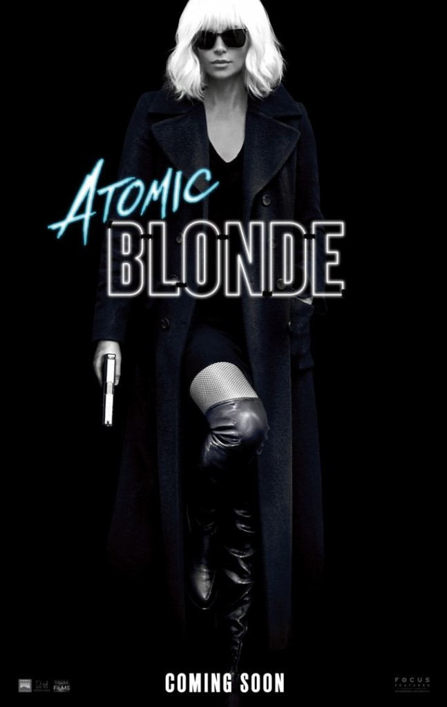 image charlize theron poster atomic blonde