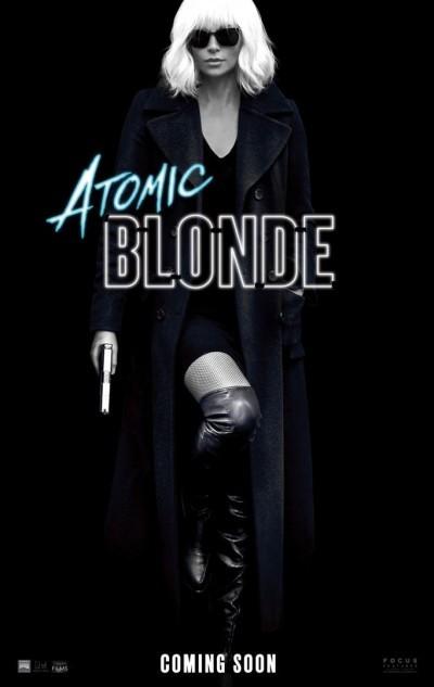 [News – Cinéma] Nouvelle bande-annonce de «Atomic Blonde» de David Leitch, sortie le 16 Août