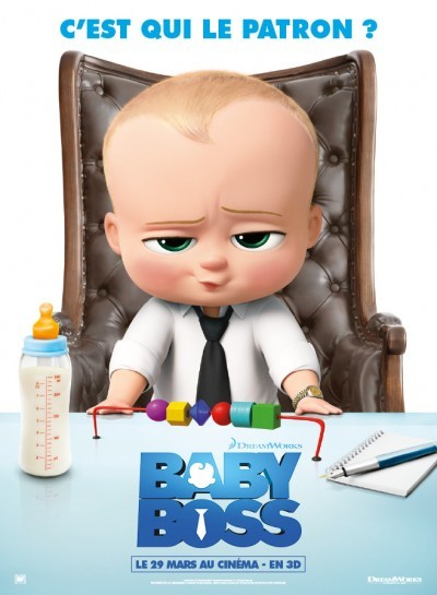 [Critique] Baby Boss – Tom McGrath