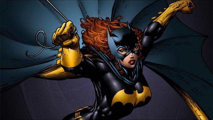 image batgirl