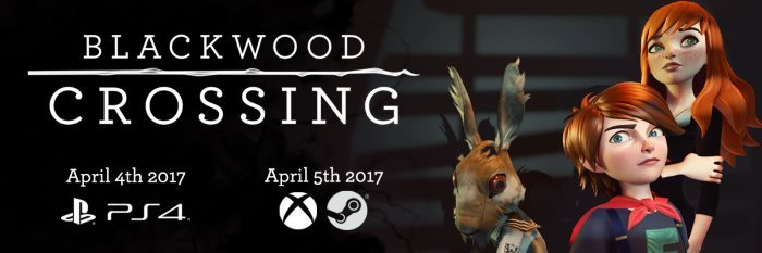 [News – Jeux vidéo] Blackwood Crossing sortira en avril