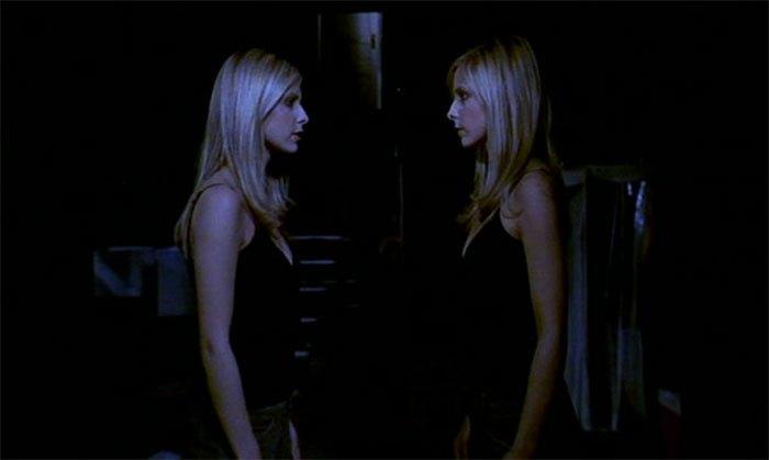 image sarah michelle gellar buffy contre les vampires saison 7 épisode 22 chosen la fin des temps partie 2 buffy et la force double