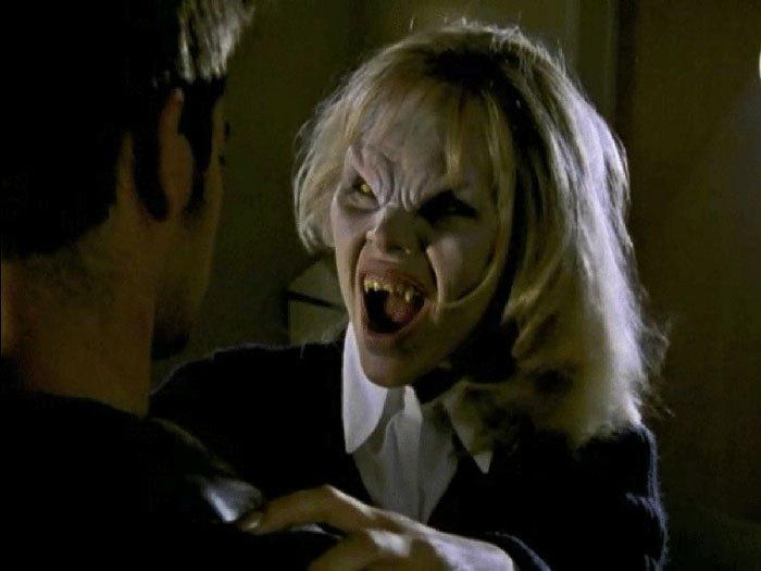 image darla julie benz buffy contre les vampires bienvenue à sunnydale partie 1