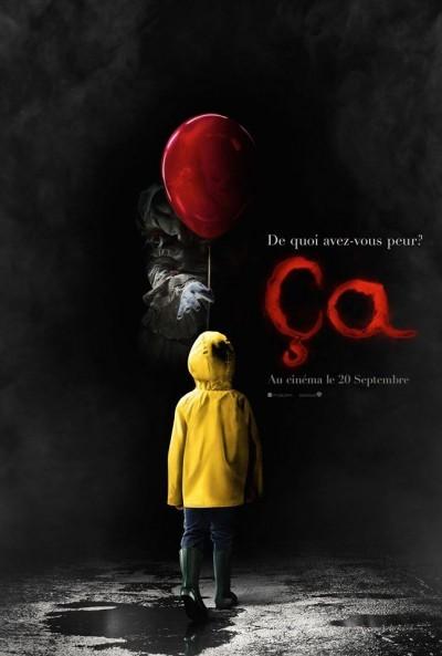 [News – Cinéma] Bande-annonce de «Ça» de Andrés Muschietti, sortie le 20 Septembre.
