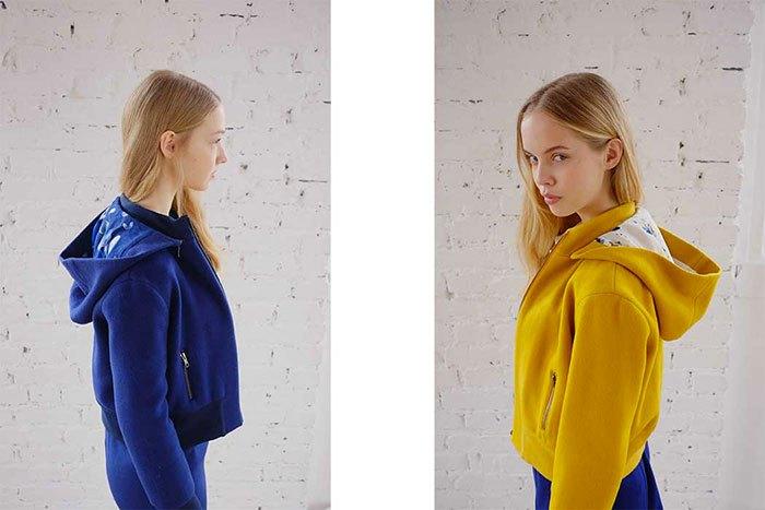 image visuel sweats à capuche collection automne-hiver 2017-2018 cacharel