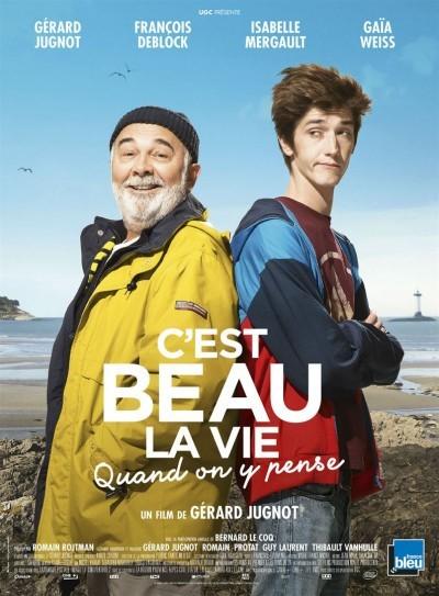 [News – Cinéma] Bande-annonce de «C'est beau la vie quand on y pense» de Gérard Jugnot, sortie le 12 Avril.