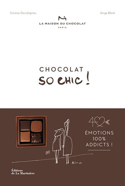 [Critique] Chocolat So Chic ! — Corinne Decottignies & Serge Bloch