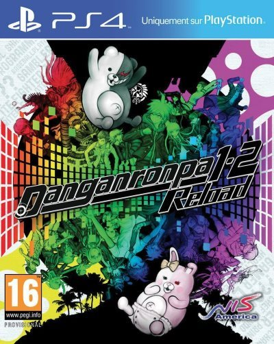 [Test – Playstation 4] Danganronpa 1.2 Reloaded : une excellente licence rejoint la PS4