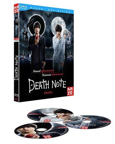 [News – Séries] Death Note : la série adaptée du manga débarque chez Kazé