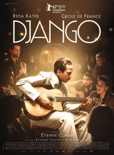 [News – Cinéma] Bande-annonce de «Django» de Etienne Comar, sortie le 26 Avril.