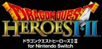image logo dragon quest heroes logo