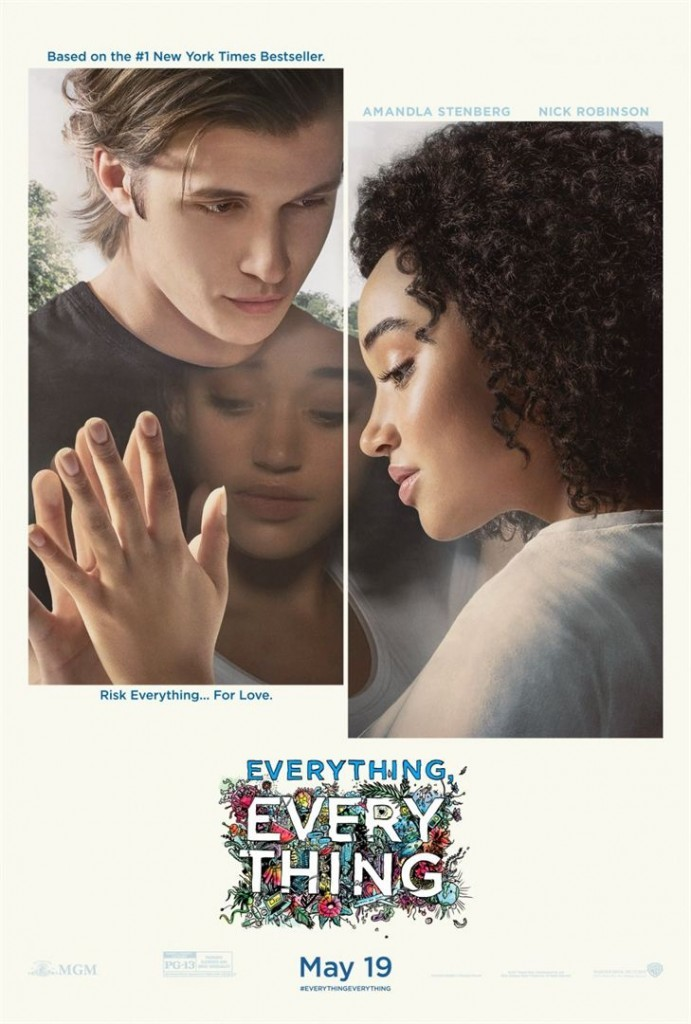 image stella meghie poster everything everything