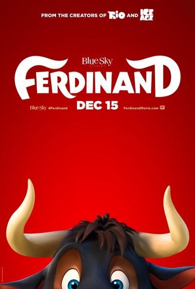 [News – Cinéma] Bande-annonce de «Ferdinand» de Carlos Sadanha, sortie le 20 Décembre.