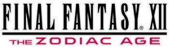image logo final fantasy 12 the zodiac age