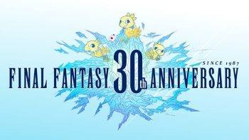 image anniversaire final fantasy