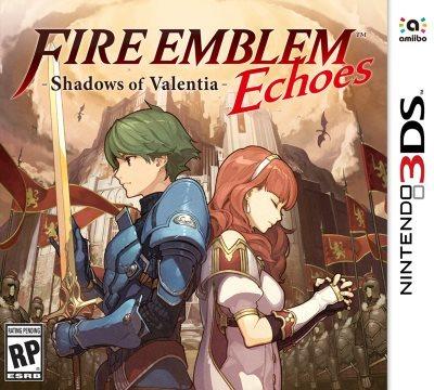 [News – Jeux vidéo] Un nouveau trailer pour Fire Emblem Echoes : Shadows Of Valentia