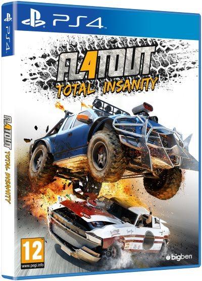 [News – Jeux vidéo] FlatOut 4 : Total Insanity a désormais sa date de sortie