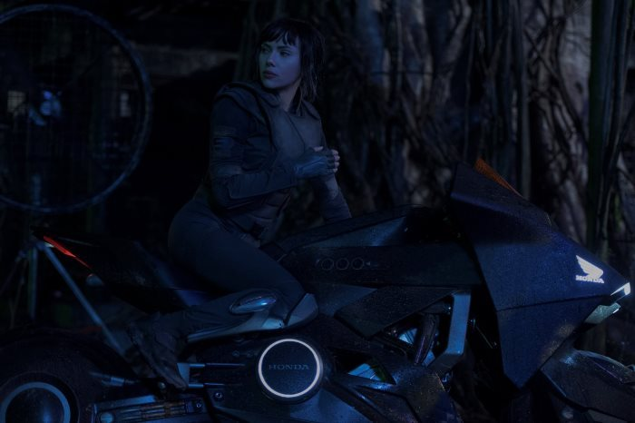 image scarlett johansson ghost in the shell