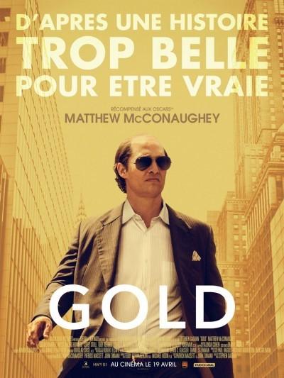 [News – Cinéma] Bande-annonce de «Gold» de Stephen Gaghan, sortie le 19 Avril.