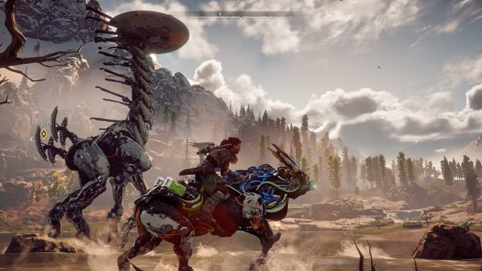 image playstation 4 horizon zero dawn