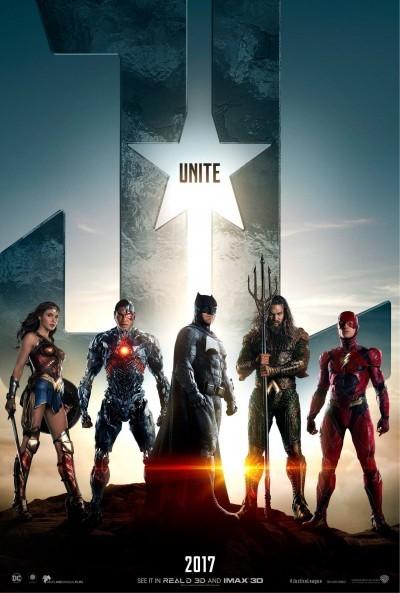 [News – Cinéma] Bande-annonce de «Justice League» de Zack Snyder, sortie le 15 Novembre.