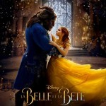 image affiche la belle et la bête live action bill condon disney
