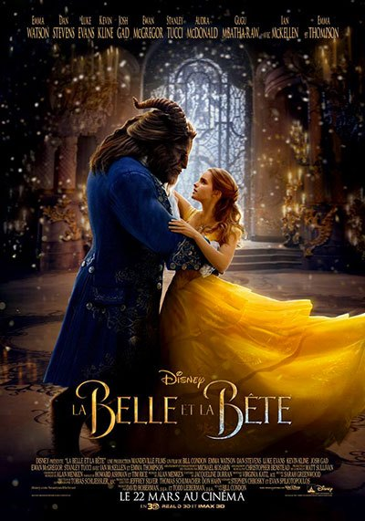 [Critique] La Belle et la Bête : un live action indispensable ?