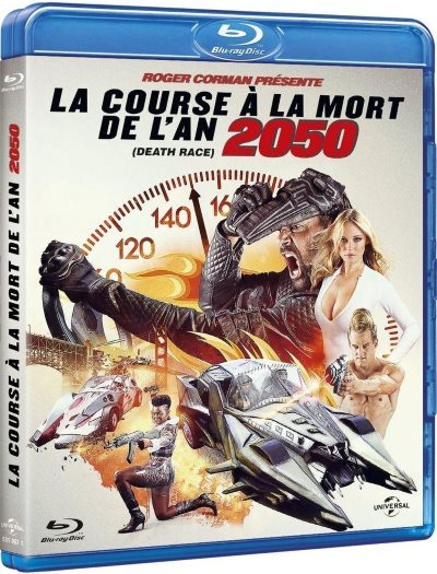 [Test – Blu-ray] La course à la mort de l'an 2050 – G. J. Echternkamp