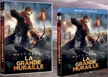 image video la grande muraille
