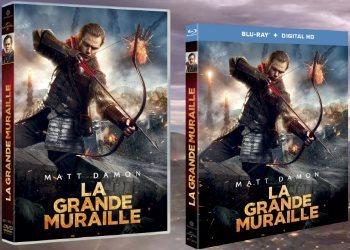 [News – Vidéo] La Grande Muraille : parcourez la en Blu-ray et DVD le 16 mai 2017