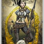 image couverture lady mechanika tome 1 joe benitez glénat comics