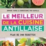 image couverture le meilleur de la cuisine antillaise éditions mango