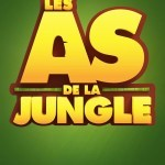 image poster les as de la jungle