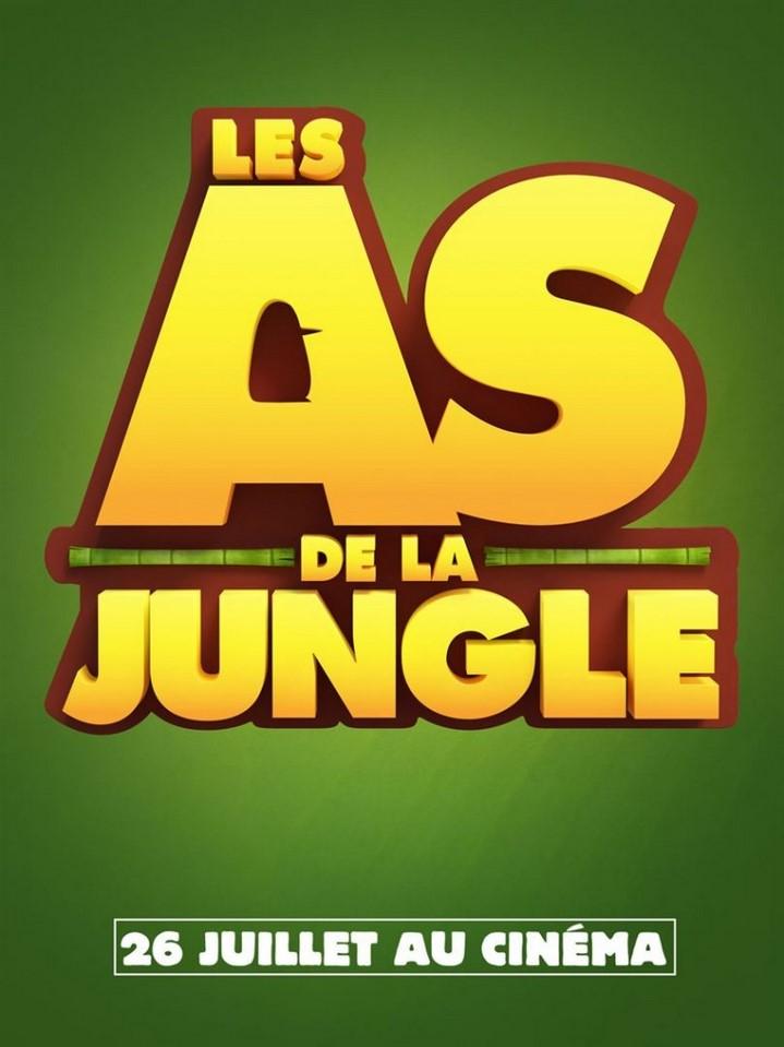 image les as de la jungle poster