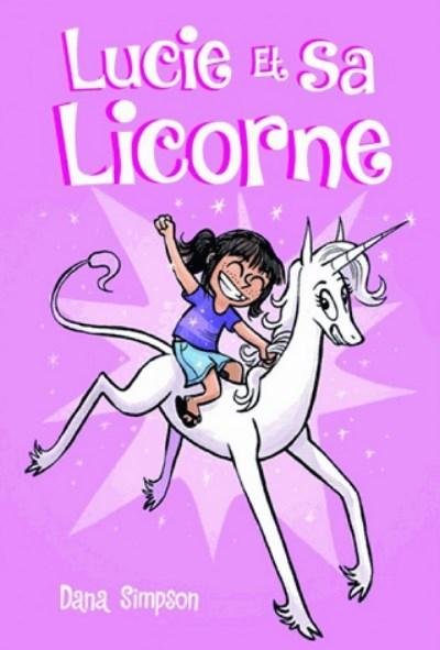 [Critique] Lucie et sa licorne – Dana Simpson