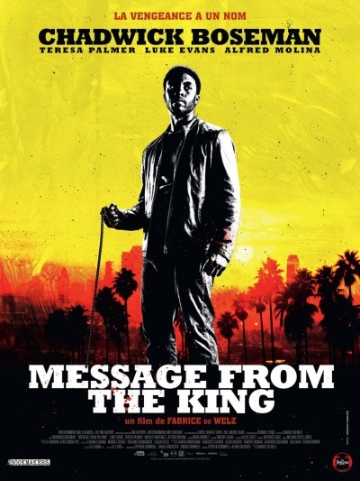 [News – Cinéma] Bande-annonce de «Message from the King» de Fabrice Du Welz, sortie le 10 Mai